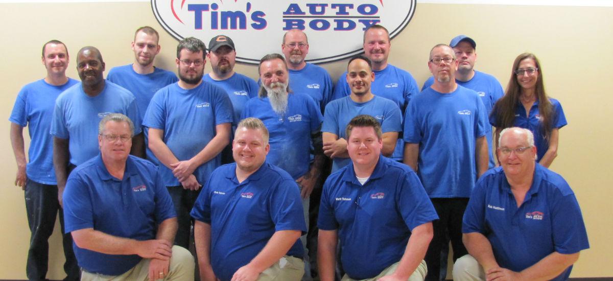 auto repair estimate team